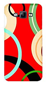 TrilMil Printed Designer Mobile Case Back Cover For Samsung Galaxy A8
