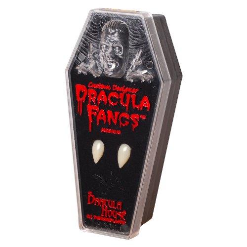 Dracula Zähne - Dracula-Zähne, 2 Stück