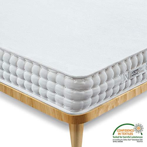 BedStory Orthopädische 7-Zonen Kaltschaum Matratze, Premium 140x200x18cm Kaltschaummatratze in Weiß, 2 Härtegrade(H2 & H3) in Einer Matratze ergonomisch für alle Schlaftypen