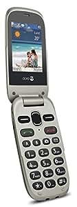 Doro PhoneEasy 632 Téléphone sans fil non ISDN Marron