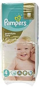 Pampers Premium Care 452pièce (s)–(Disposable Diaper Couche, blanc)