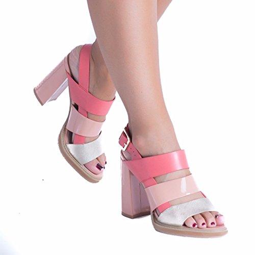 my-carling-zapatos-de-tacon-mujer-color-rosa-talla-39
