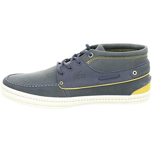 Lacoste Meyssac Deck bleu, chaussures de ville / bateaux homme Bleu