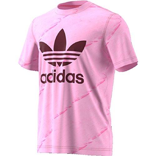 Adidas originals uomo maglieria/t-shirt tie dye tee