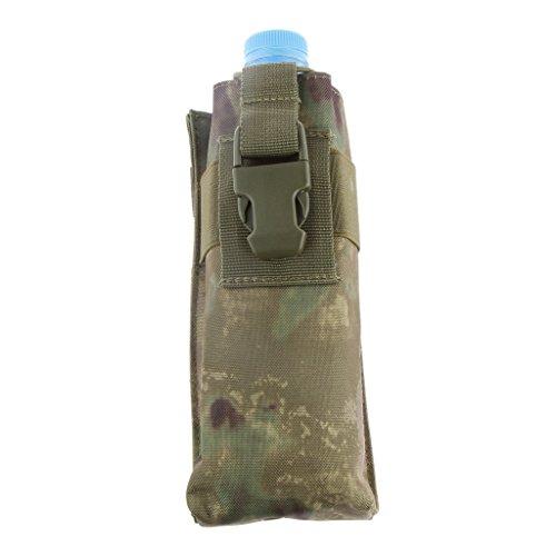 Generic MOLLE Beutel Rucksack Schulrucksack Freizeitrucksack Sporttasche Wasserdicht für Sprechanlage Handy Gelbbeutel Computer Armee4