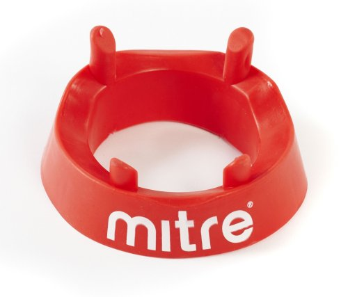 Mitre Rugby Kicking Tee - Red, One Size Test