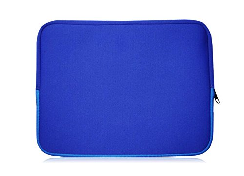 Sweet Tech Blau Neopren Hülle Tasche Sleeve Case Cover geeignet für Blaupunkt Endeavour 1100 11.6 Zoll Tablet PC (11.6-12.5 Zoll Tablet)
