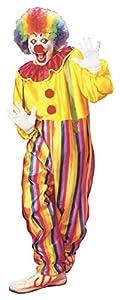 WIDMANN Widman - Disfraz de payaso de circo, talla M