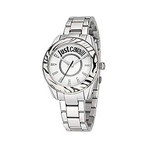 Just Cavalli Just Style r7253594502Plata Reloj de pulsera Watch Mujer