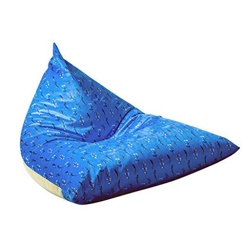 Bean Bag Sitzsack-Stuhl-Kinder, faules Schlafsofa-Stall und bequemes im Freien verwendbares für Spielzeug-Speicher 110 × 120 × 90cm