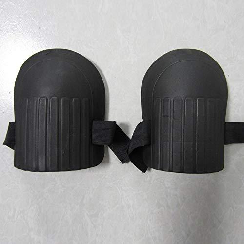 Weicher Schaumstoff Knie Pads für Knie Schutz Outdoor Sport Garden Protector Kissen Unterstützung Garten-Baumeister, schwarz