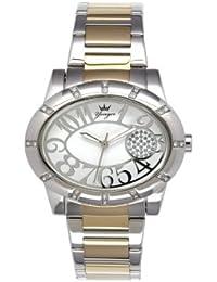 Reloj Yonger pour elle mujer blanco + brillantes–DMC 1519/02