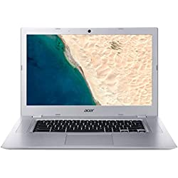 "Acer Chromebook CB315-1HT-P78M Ordinateur portable Tactile 15"" FHD Gris (Intel Pentium, 4 GB de RAM, Mémoire 32GB, Intel HD Graphics, Chrome OS)"