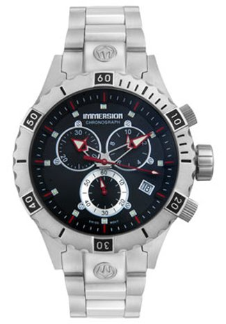 Immersion WHALE Swiss Diver Chrono 8001
