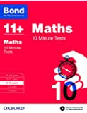Bond 11+: Maths 10 Minute Tests: 9-10 years