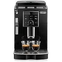 DeLonghi ECAM 25.120.B - Cafetera (Espresso machine, Granos de café, De café molido, Negro, Café, Americano, Capuchino)