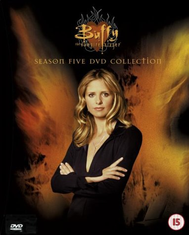 Click for larger image of Buffy the Vampire Slayer - Season 5 [DVD] [1998]