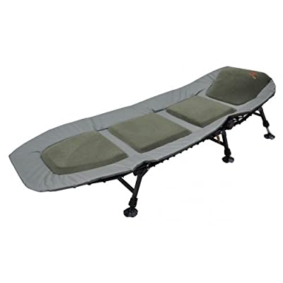 Zfish Special Select Carp Fishing Chair Bedchair – Green/Black, XL from ZFIS5|#Zfish