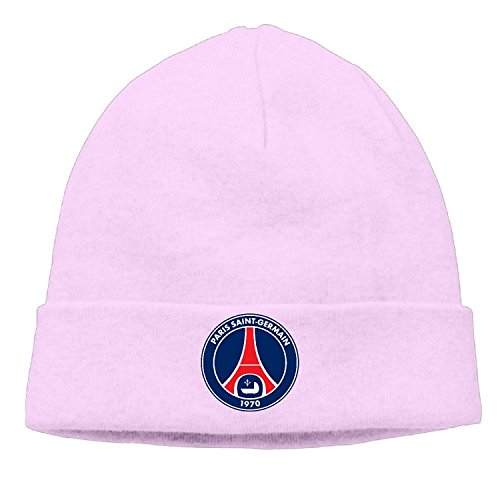 Football Nasser Al-Khelaifi Paris Saint Germain FC Logo Unisex Skull Beanies Hat Fashion Watchcap
