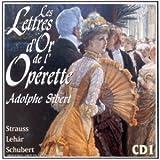 Lettres d'or de l'opérette Vol.1