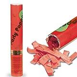 Carnival 04180 - Party Popper Ad Aria Compressa Rosso, 30 cm.