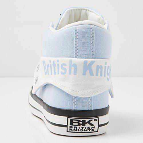 British Knights - Roco, Scarpe da ginnastica Donna AZZURRO/BIANCO