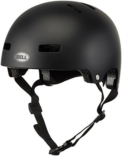 Bell Kinder Block BMX-Helm, Matte Black, S (Sports Fahrradhelm Bell Kinder)