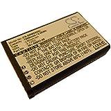 vhbw batería 1800mAh (3.7V) para Navi GPS GARMIN Alpha 100, Montana 600, 600T, 600t Camo, 650, 650T, Monterra por 010-11599-00, 010-11654-03, etc.