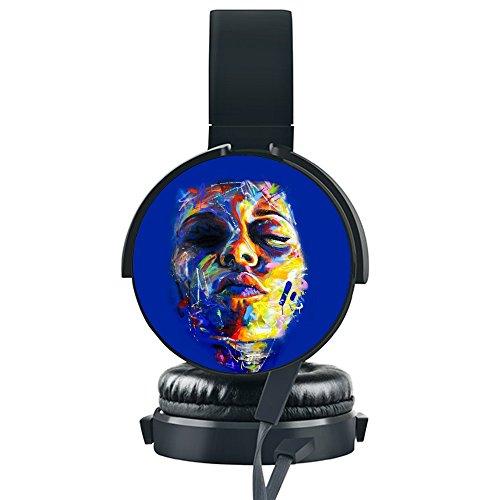 rround-Over-Ear-Headset für PC/Mac/Smartphone/Tisch/Laptop Headset 23 ()