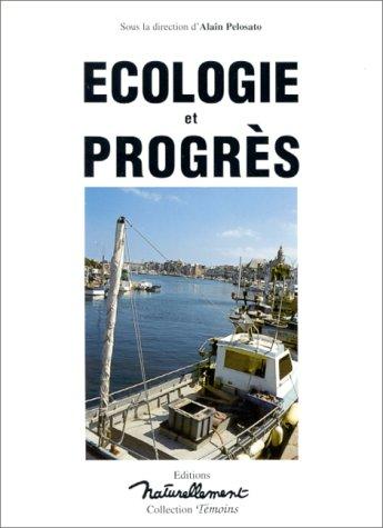 Écologie et progrès