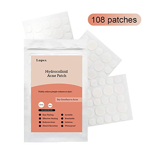 Pickel Entfernen Pickel Pflaster Unsichtbar Lopsx Pickelpatches Pickelpads Mighty Patch 108 Acne Pimple Master Patch Anti Akne Patch Acne Patch Pickel Patch Pickelpflaster