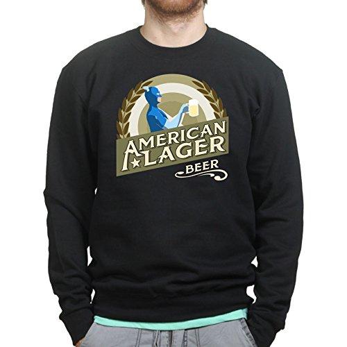 American Lager Super Hero Sweatshirt