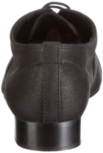 Bloch Darcey BL596, Chaussures à lacets femme Noir-TR-DP
