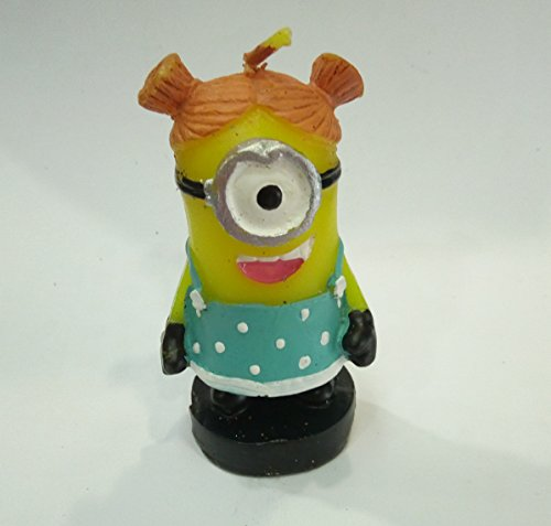 Minions Candle (girl)