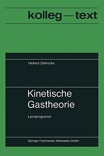 kinetische Gastheorie - Lexikon der Chemie