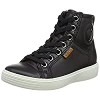 ECCO Boys S7 Teen Hi-Top Sneakers