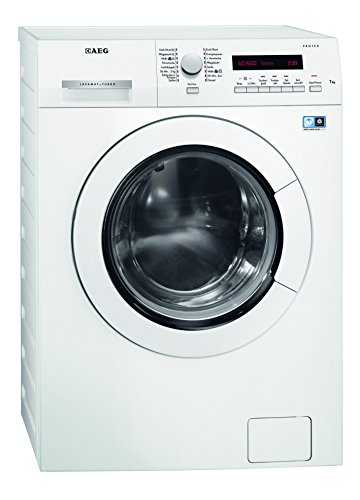 AEG L75674NWD Waschtrockner/A/954 kWh/7 kg/Weiß/Wolletrockenprogramm [Altes Modell]