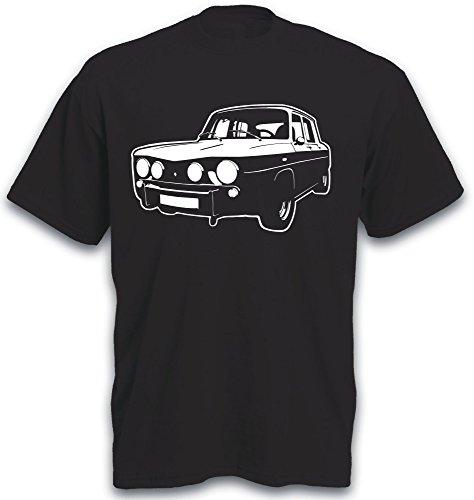 T-Shirt R8 Gordini Automotiv Oldtimer Youngtimer Gr. XXL Gordini-cap