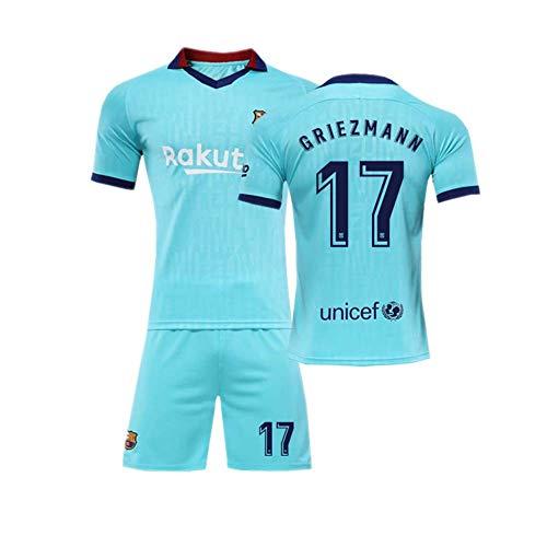 COOLBOY Griezmann 17# Camiseta Jersey Futbol niños