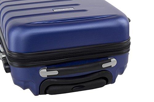 41Q0N5k%2B9SL - Maleta rígida PIERRE CARDIN azul mini equipaje de mano ryanair S210
