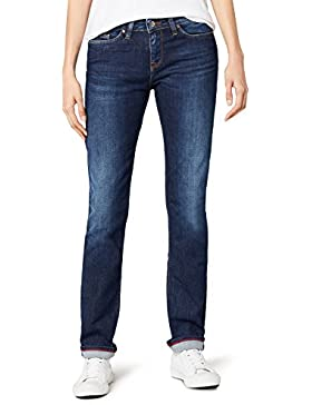 Tommy Hilfiger Rome Sll Absolute Blue - Vaqueros slim para mujer