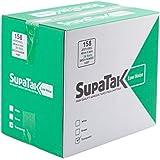 swiftpak 6561supatak bajo ruido cinta adhesiva de alta calidad, 75mm de ancho x 66m de longitud), color marrón (24unidades)