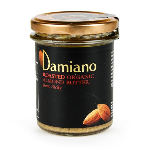 Damiano Organic Roasted Almond Butter 180g