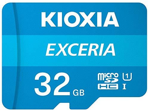 Imagen de Tarjetas de Memoria Micro Sd Kioxia por menos de 5 euros.