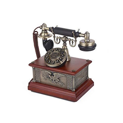 KISlink Telefon Haushalt Metall Kopfhörer antike Taste gebraucht kaufen  Wird an jeden Ort in Deutschland