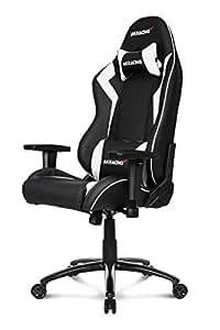 Akracing Gaming Stuhl OCTANE weiß/schwarz