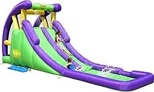 Happy Hop 9029 - Hinchable Doble Agua, Multicolor