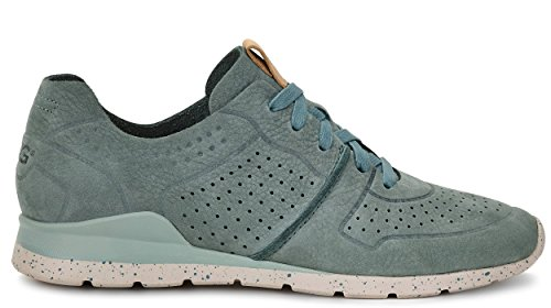 Ugg 1016674w/Avr, Chaussures de Ville à Lacets Pour Femme Vert Vert Vert