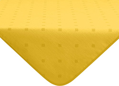 Erwin Müller Mitteldecke Neuss gelb Größe 80x80 cm