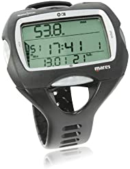 Mares Nemo Wide Dive Computer Wrist Watch by Mares